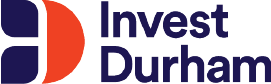 A picture of the Invest Durham logo