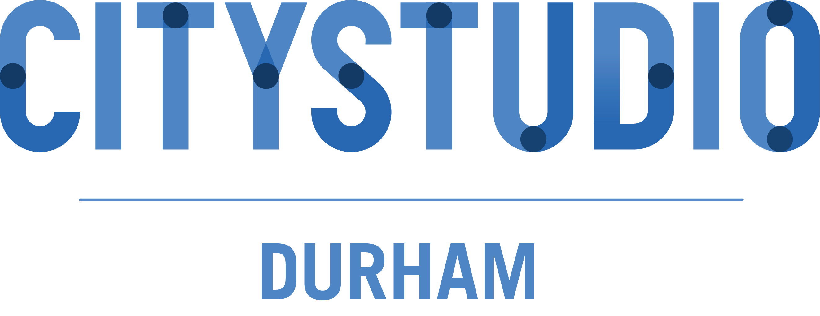 A picture of the CityStudio Durham logo