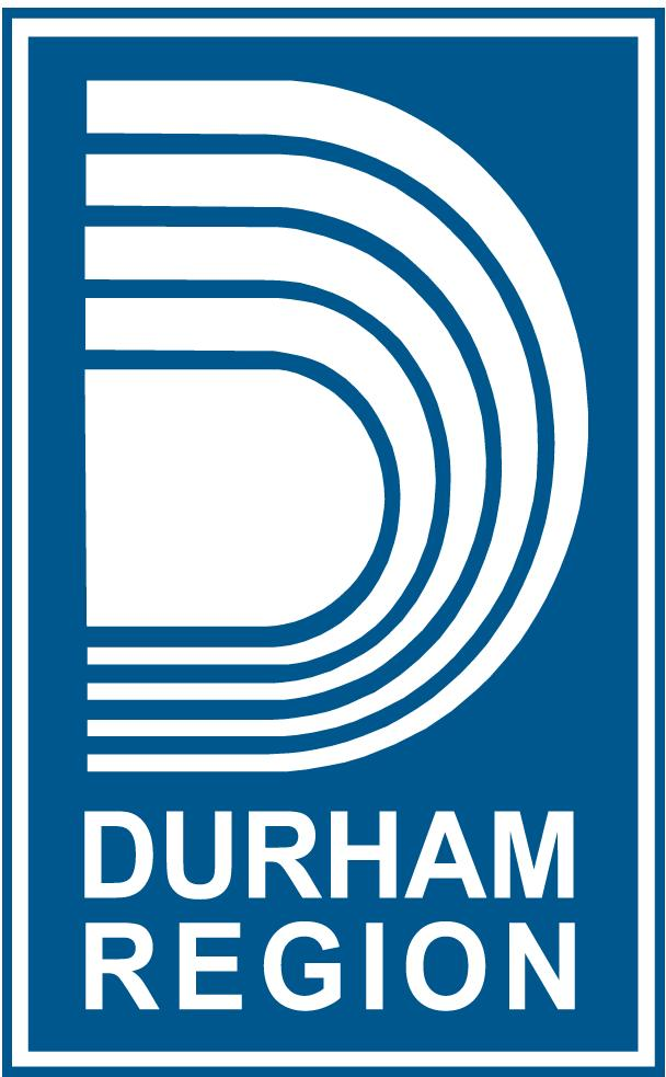 A picture of the Regional Municipality of Durham logo