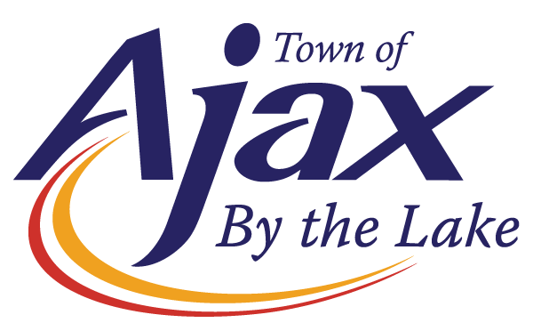 The Town of Ajax logo