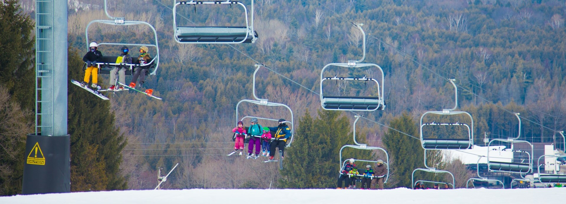 Brimacombe Chair Lift