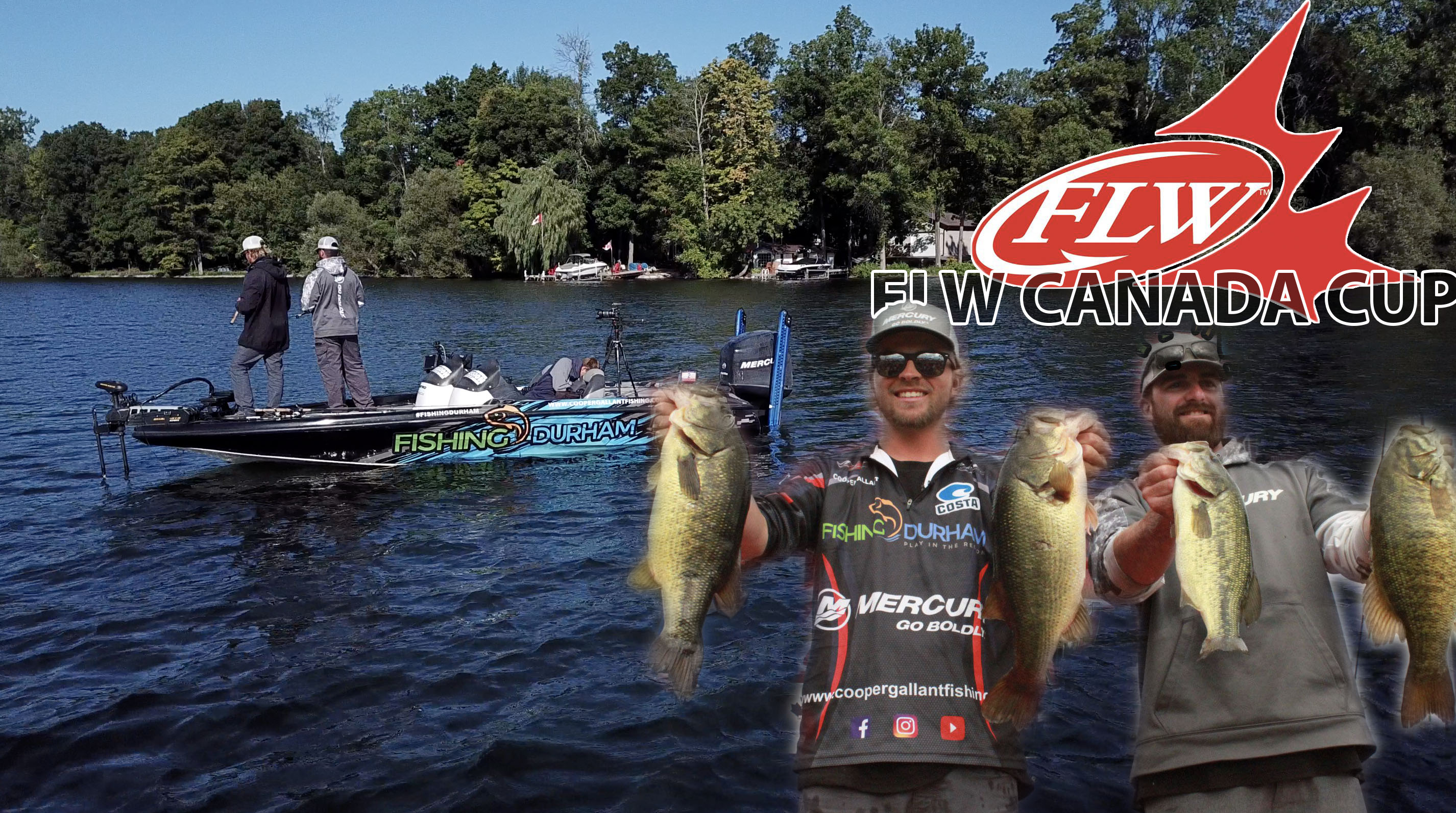 Video: 2019 FLW Canada Cup - Bay of Quinte, Ontario - Cooper Gallant