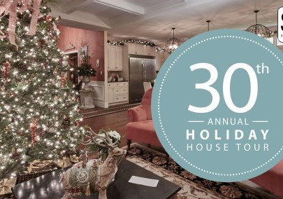 Station Gallery Holiday House Tour