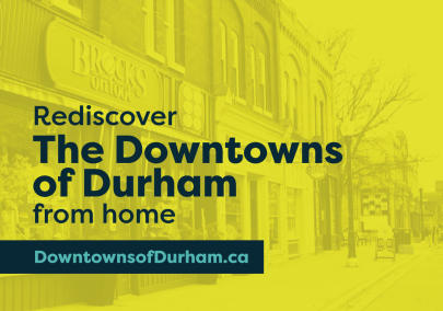Downtowns of Durham Logo