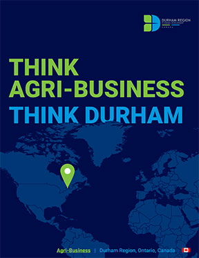 Image of Agri Business Sector Brochure