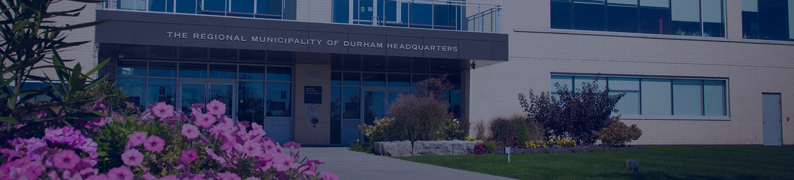 Image of Durham Region headquarters