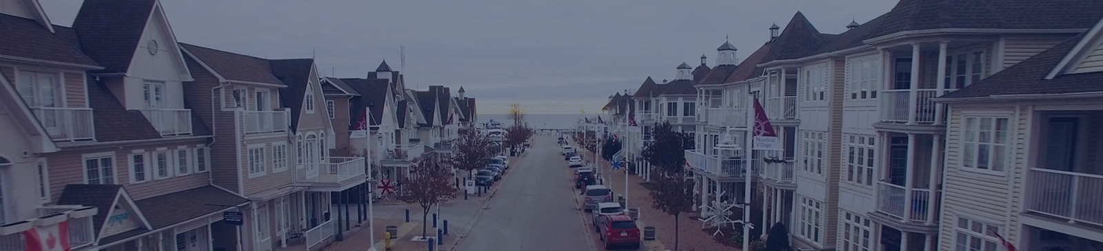 Image of Nautical village in Pickering