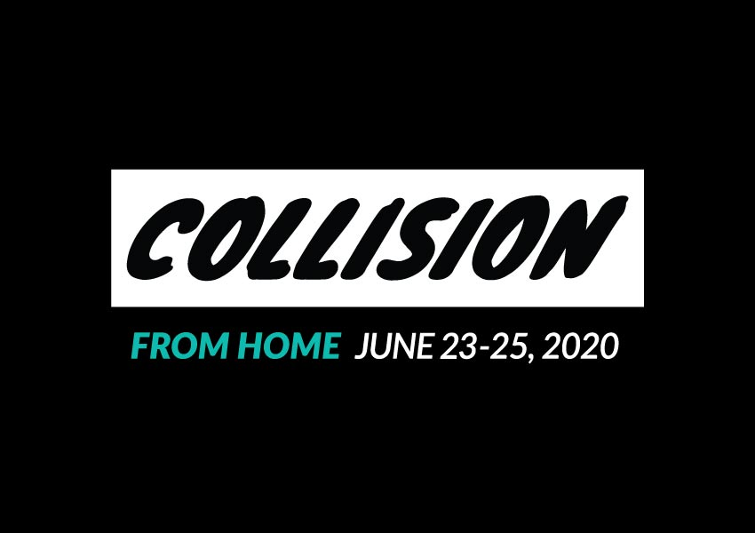 Collision From Home logo.