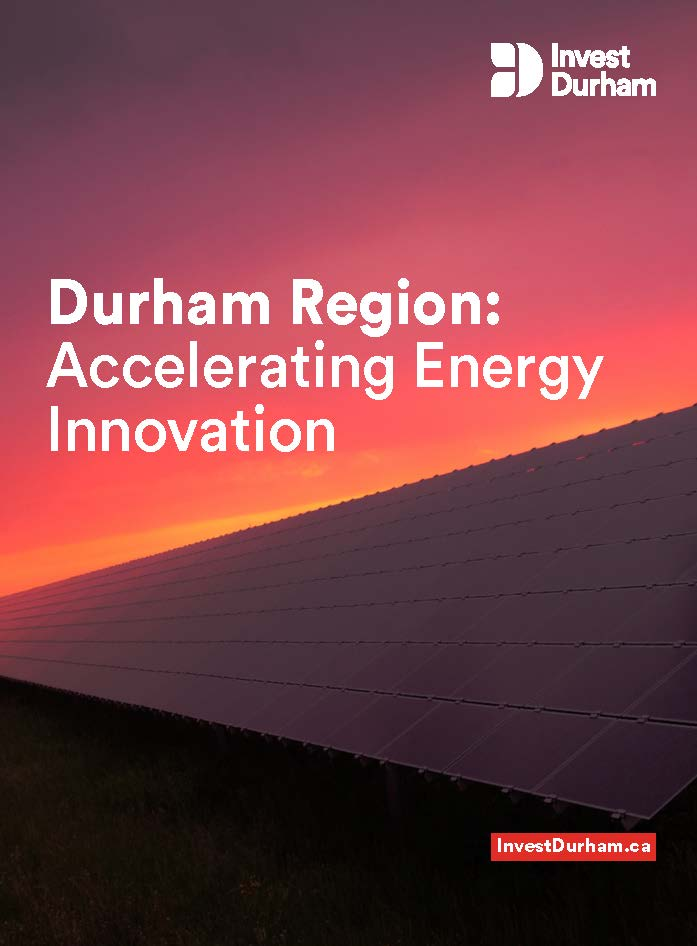Whitepaper Accelerating Energy Innovation Durham Region
