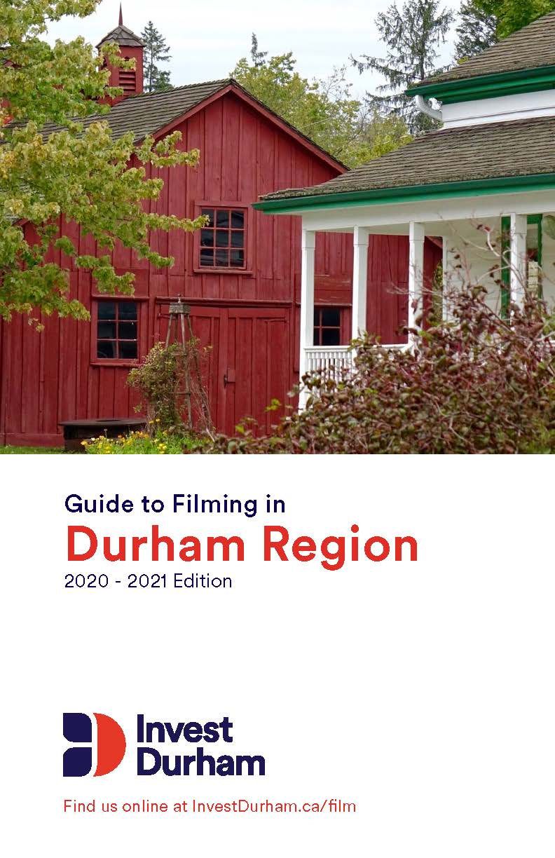 A thumbnail of the first page of the Guide to Filming in Durham Region pdf