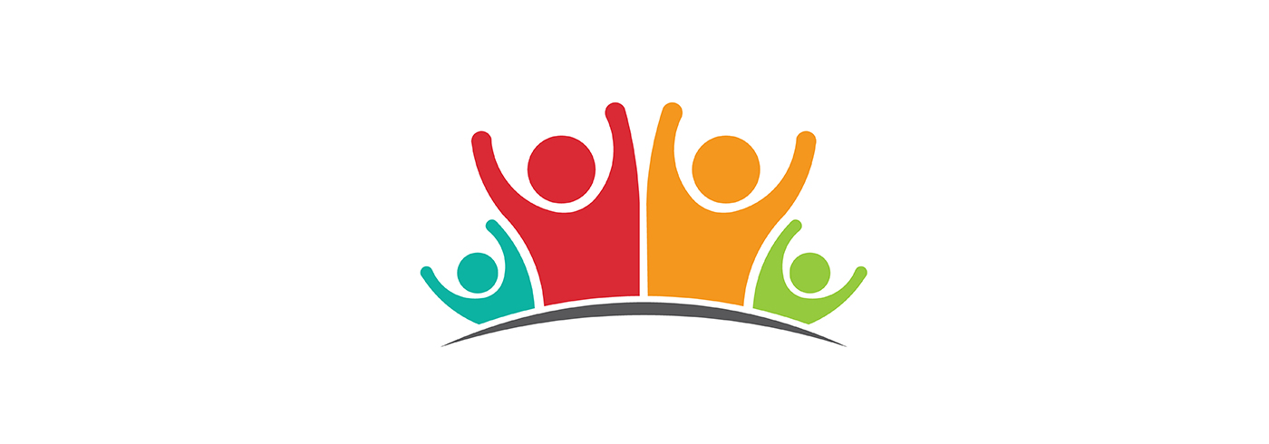 Image of a community partners symbol.