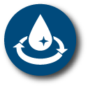 Water icon.