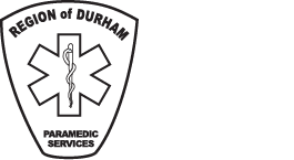 Region of Durham Paramedic Services logo.