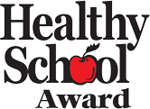 Healthy School Award logo