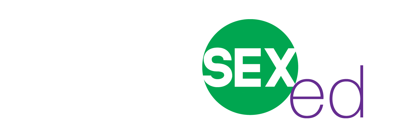 SEXed Manual for educators logo.