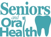 Seniors and Oral Health logo.