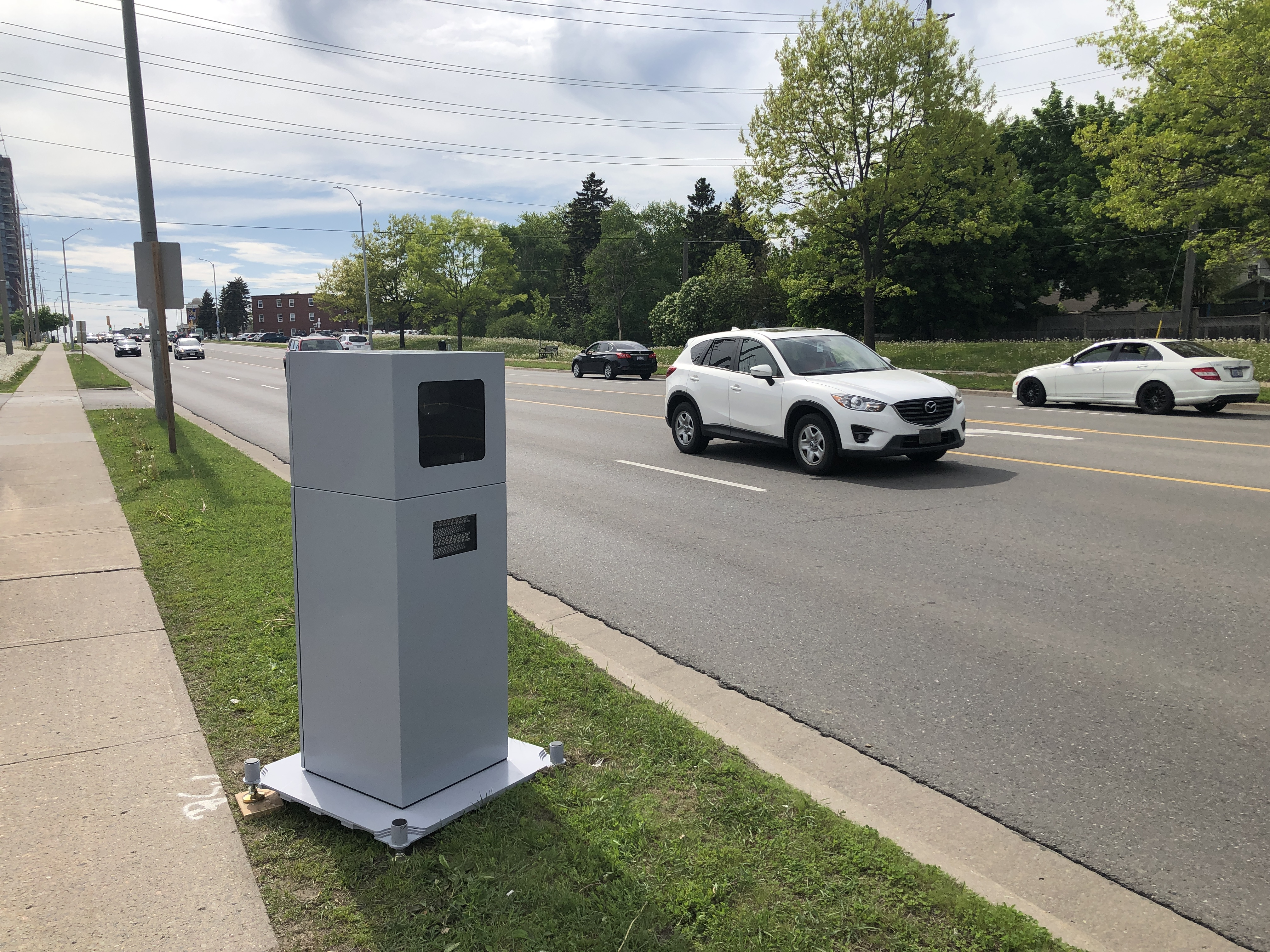 Picture of Automated Speed Camera
