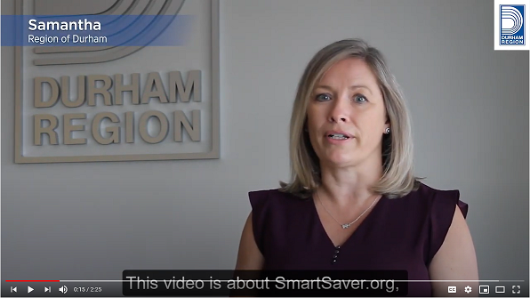 Watch a video about SmartSaver.org and how it can help you get a Canada Learning Bond for your child