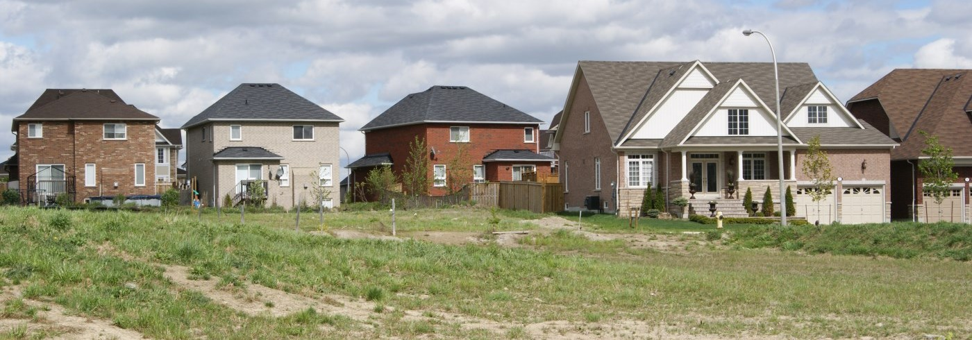 Subdivision homes