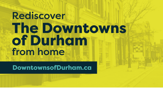 Downtowns of Durham Graphic