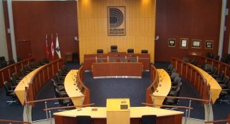 Durham Region Council Chambers