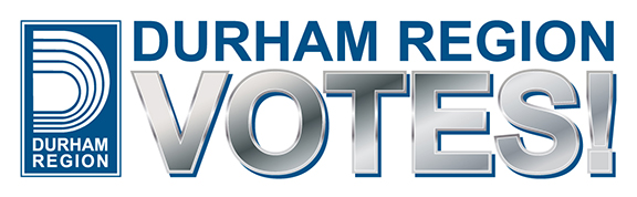 Durham Region Votes logo