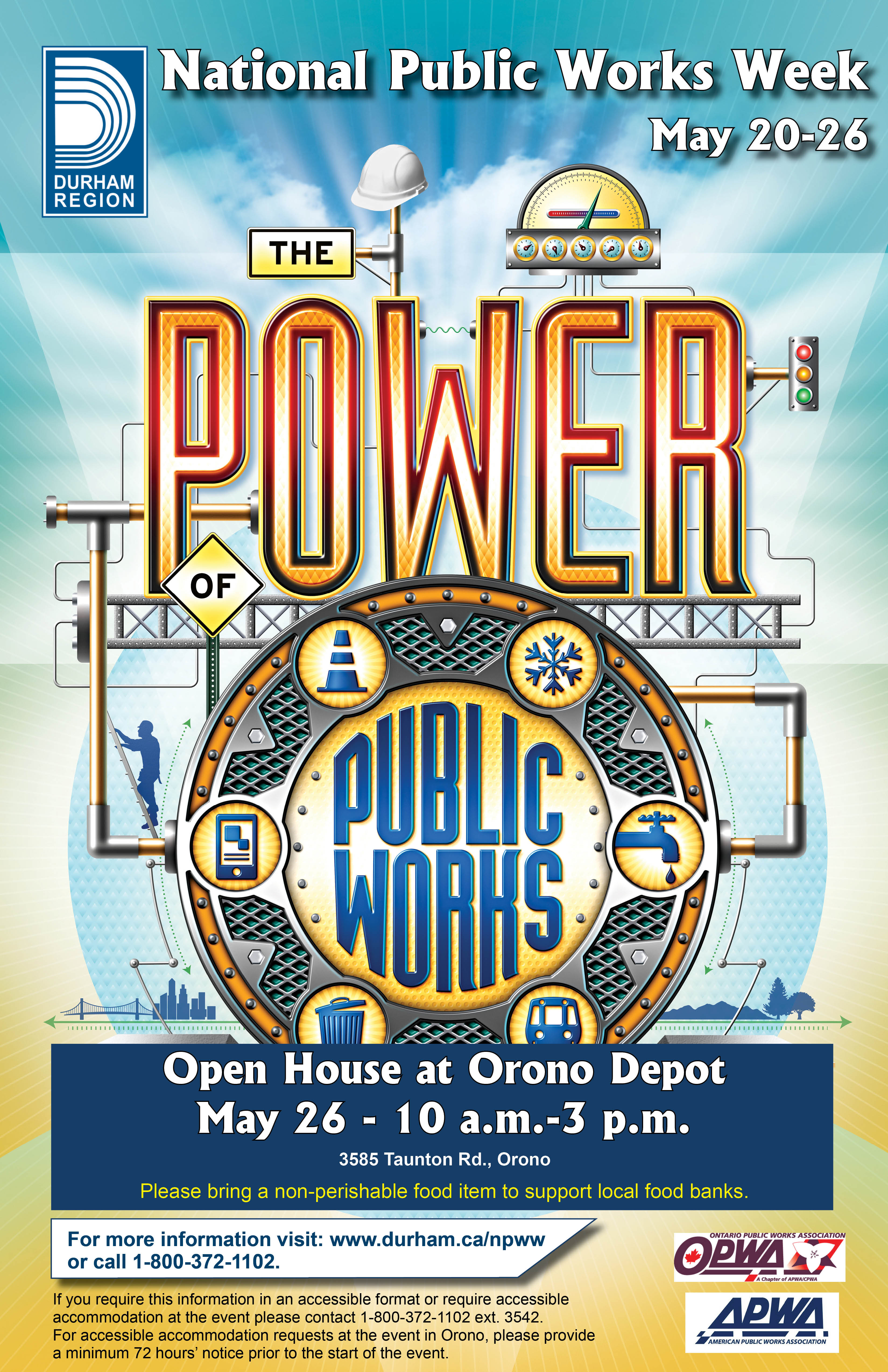 Power of Public Works poster image