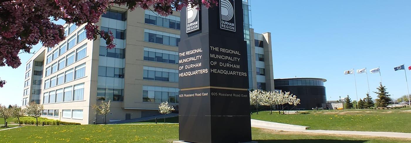 Region head office.